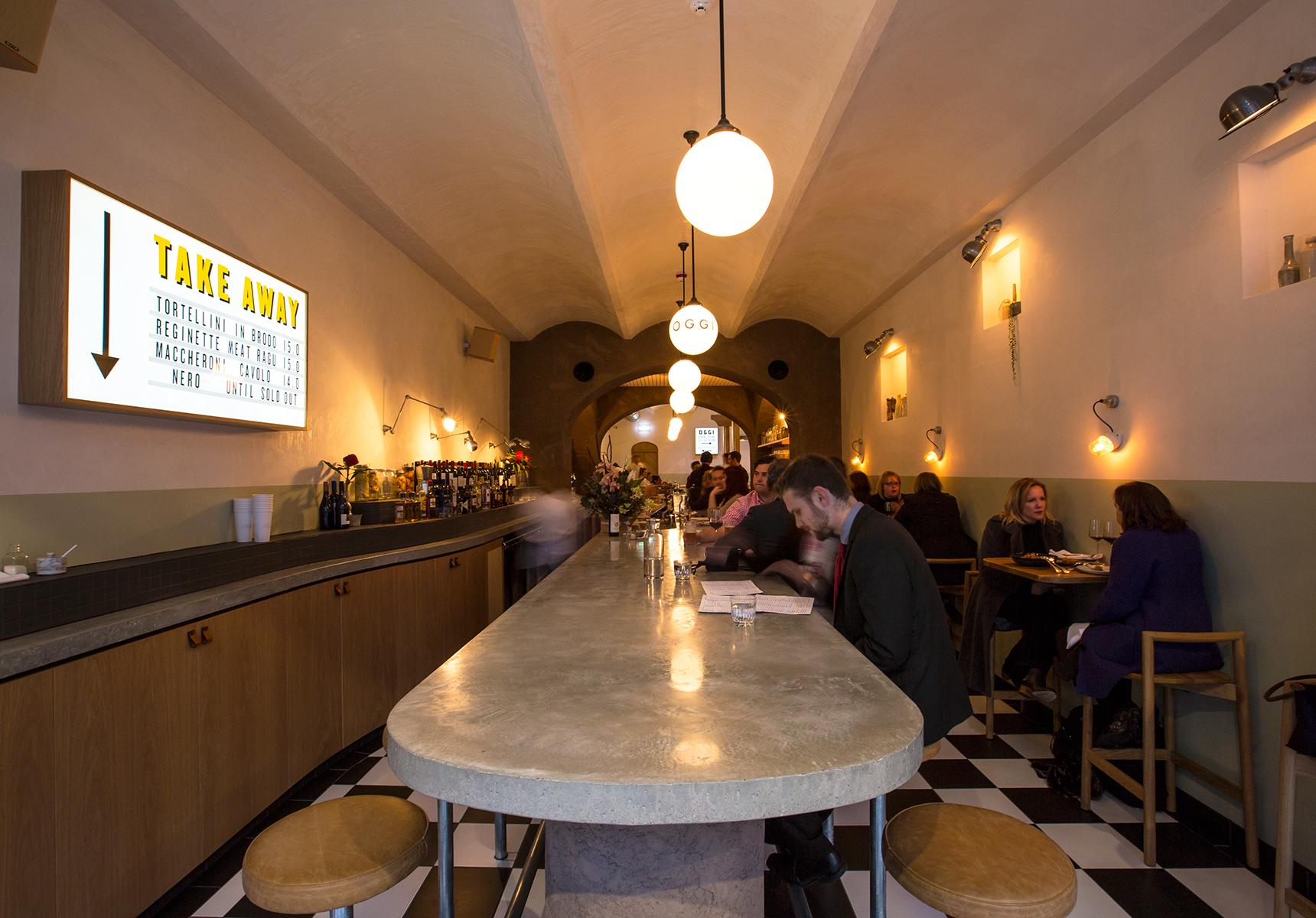 The most innovative restaurant designs in australia