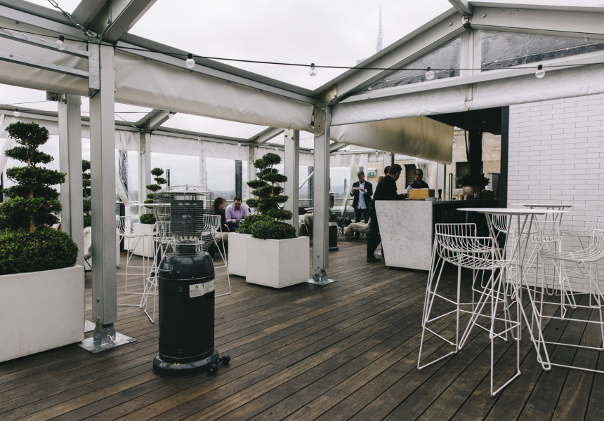 Six outdoor bars rooftops and beer gardens in adelaide for 195 north terrace adelaide